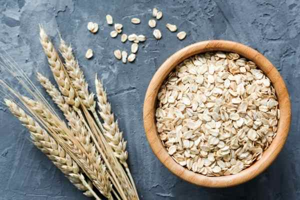 oats are good for oily skin