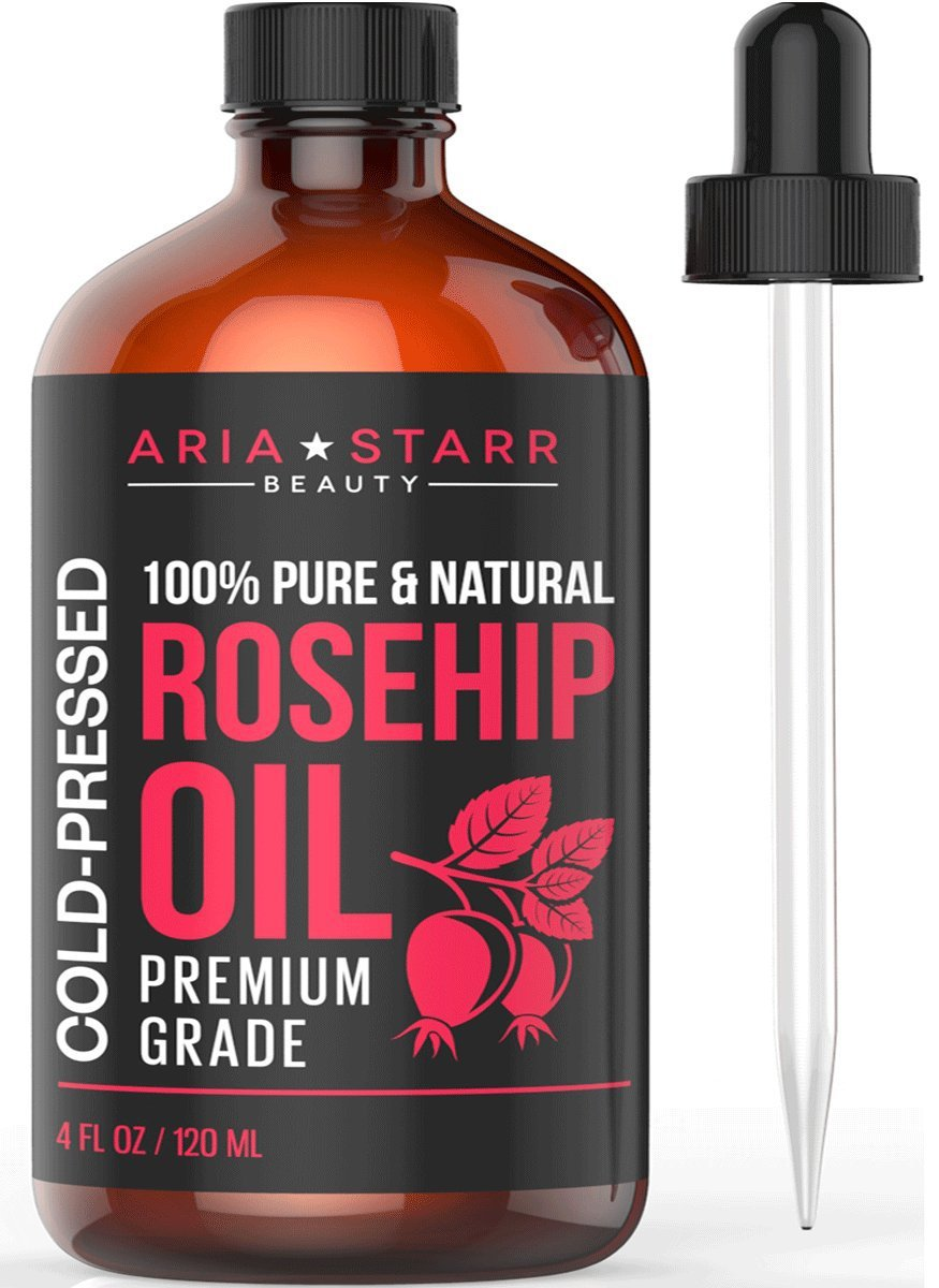 aria starr rosehip seed oil cold pressed