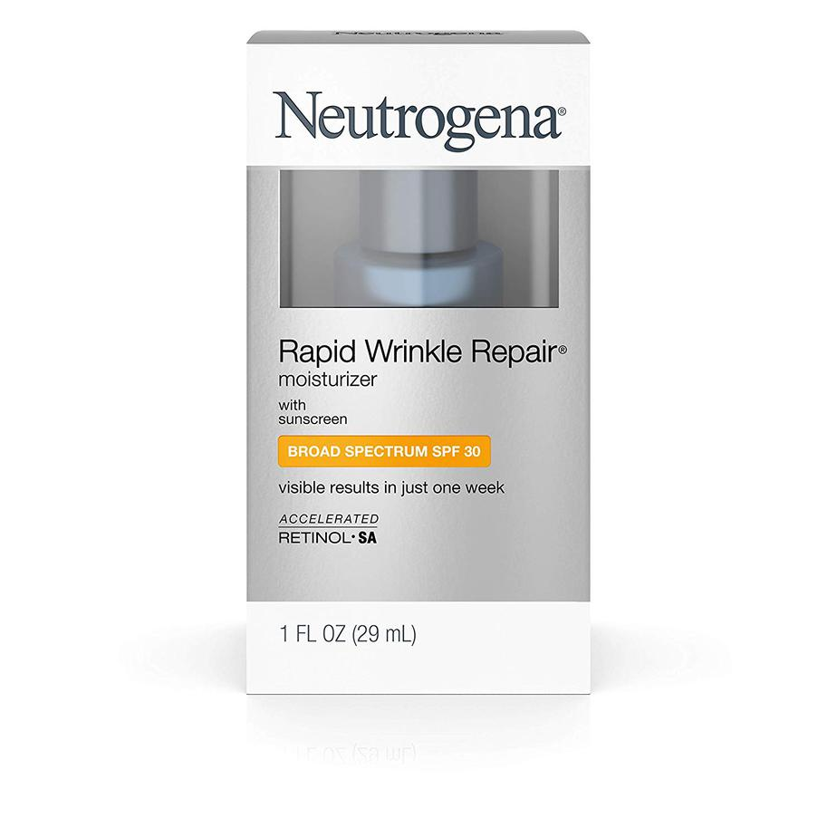 neutrogena rapid wrinkle repair daily moisturizer