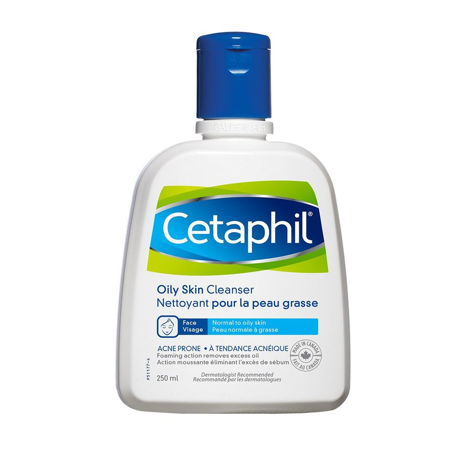 cetaphil cleanser for oily skin