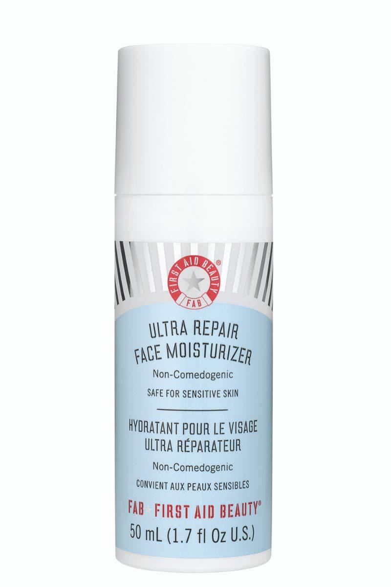 first aid ultra repair face moisturizer for oily skin