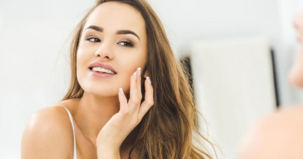 how to get glowing skin naturally in a week