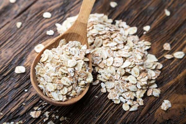 oats can be included in the diet for oily skin and acne