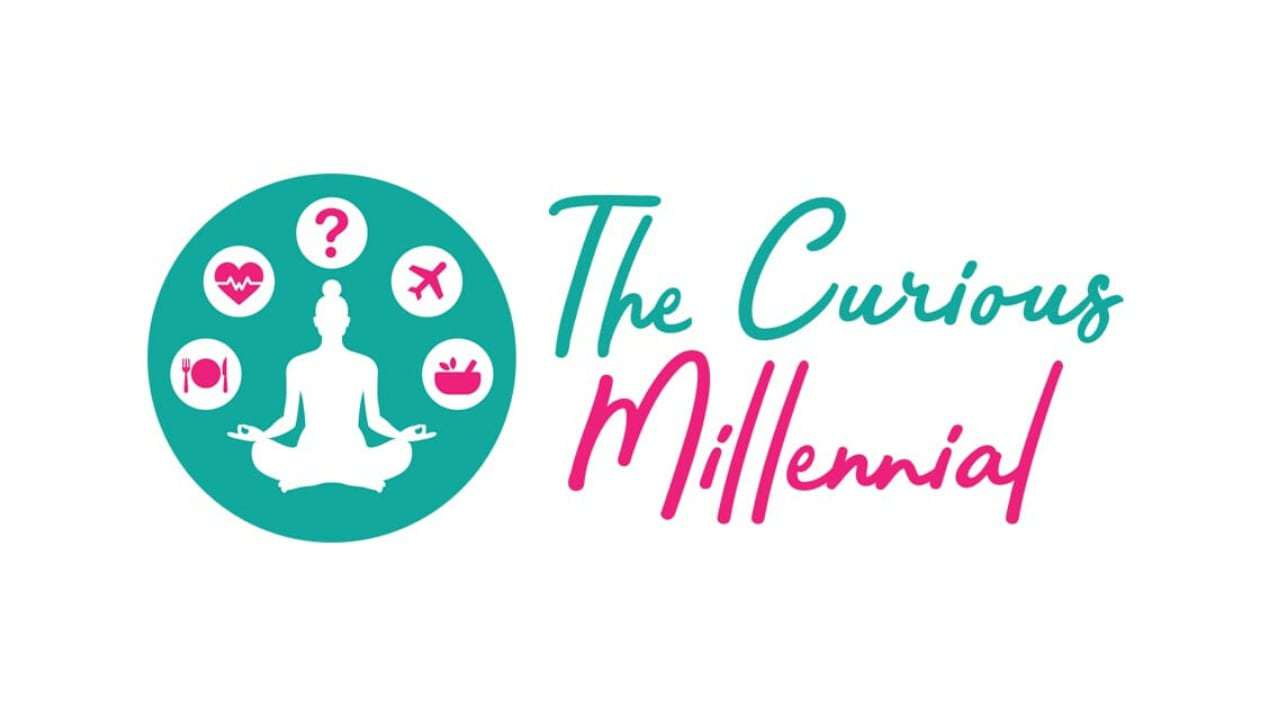 The Curious Millennial Logo