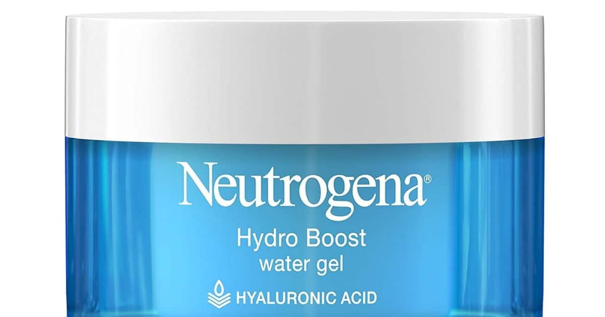 is neutrogena hydro boost good for oily acne-prone skin