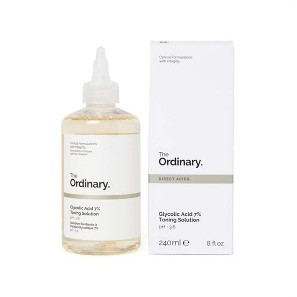 Glycolic acid is one of the best The Ordinary products for oily skin