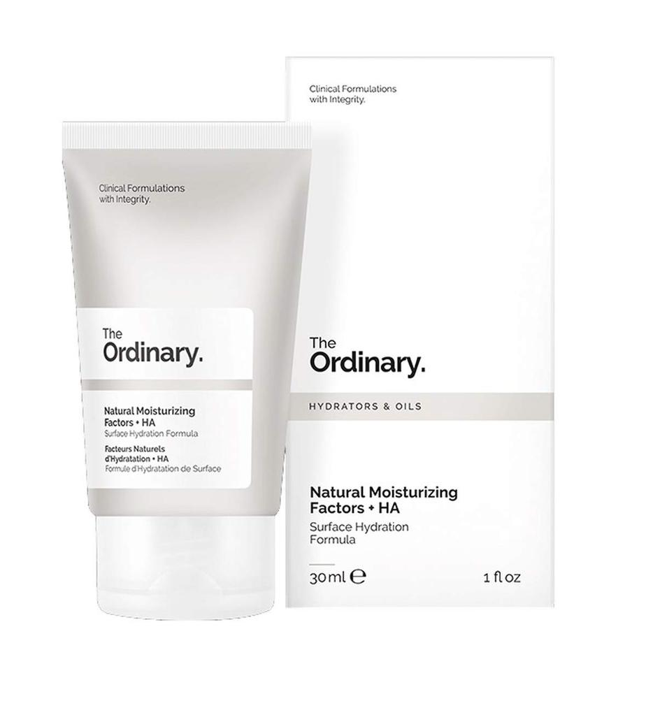 include the ordinary moisturizing factors in your The Ordinary routine for oily skin