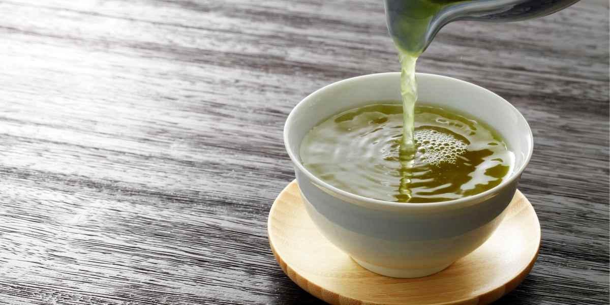 how to use green tea for acne scars