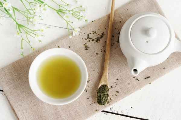 green tea to be used for acne scars